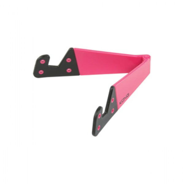 """König Universal Tablet Stand 10,1"""" Pink (CSTSTNDF100PI) Kiegészítők"""