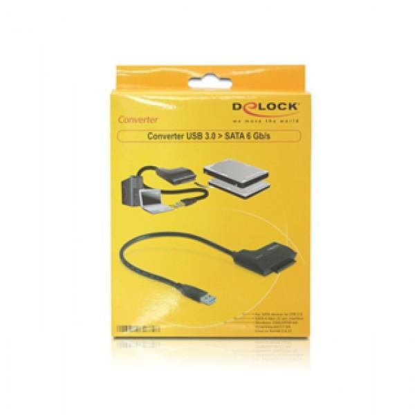 Delock USB 3.0 SATA Converter (61882) Kiegészítők