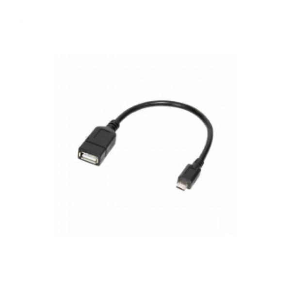 LogiLink Micro USB B Male A Female OTG (AA0035) Kiegészítők
