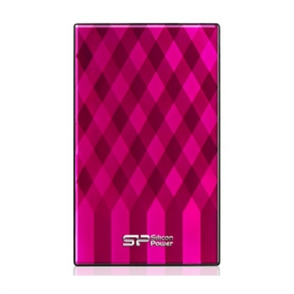 Silicon Power USB 3.0 HDD 500 GB Pink (D10 Diamond) Kiegészítők