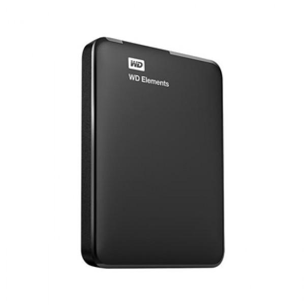"""USB 3.0 HDD 2,5"""" WD Elements 500 GB Black Kiegészítők"""