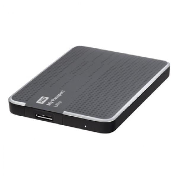 """USB 3.0 HDD 2,5"""" WD Passport Ultra 500 GB Titan Kiegészítők"""