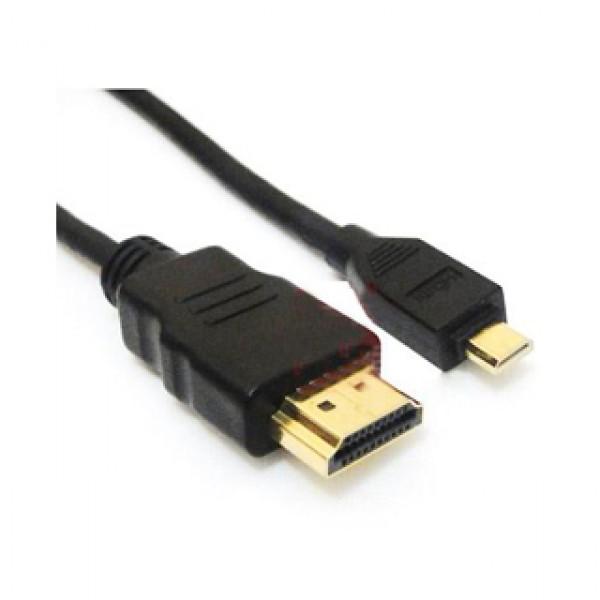 ValueLine Micro HDMI/HDMI Cable 1M (VLMP34700B1.00) Kiegészítők