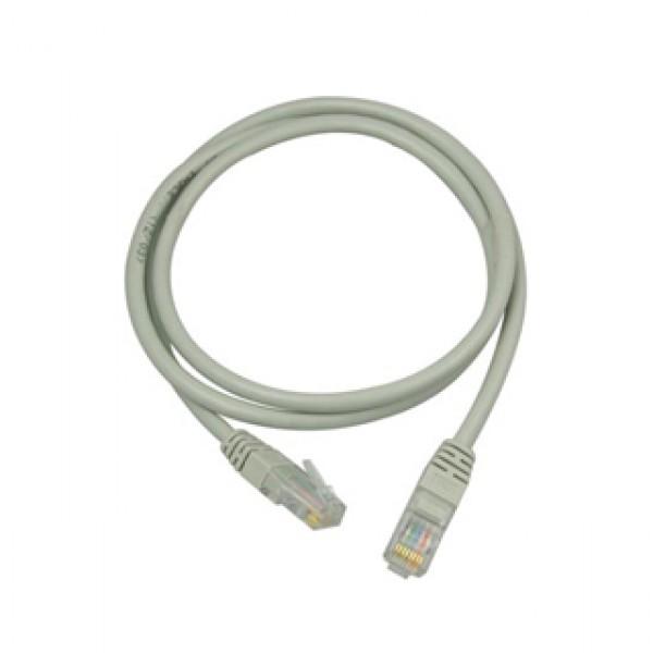 Kábel UTP egyenes 10 m (szürke UTP-0008.10) Kiegészítők