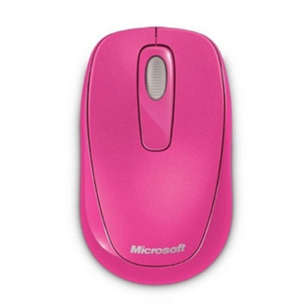 Microsoft Wireless Mobil Mouse 1000 Pink (2CF-00034) Kiegészítők