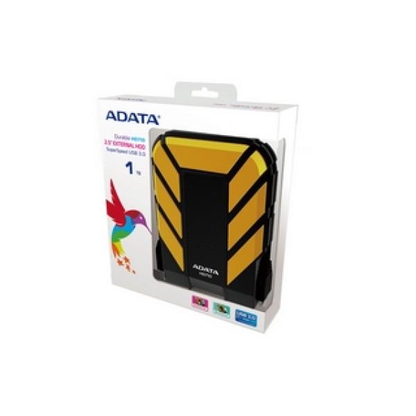 Adata USB 3.0 HDD 1TB Yellow (HD710) Kiegészítők