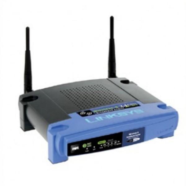 Linksys Wireless Router 54Mbps (WRT54GL-EU) Kiegészítők