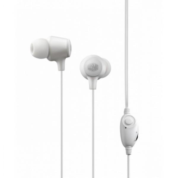 Cooler Master In-Ear Headset White (HC-300) Kiegészítők