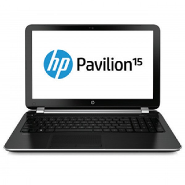 HP Pavilion 15-AK000NH P0G75EA Black - Win10 + O365 Laptop