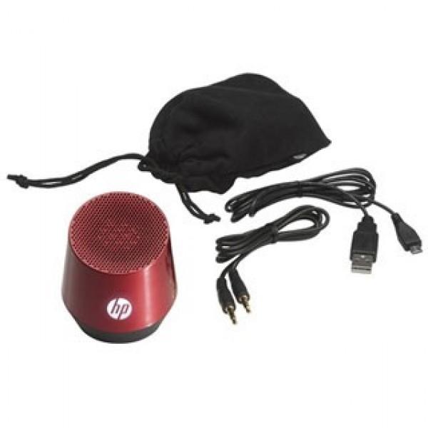 HP 1.0 Multimedia speaker vörös H5M97AA S4000 Kiegészítők