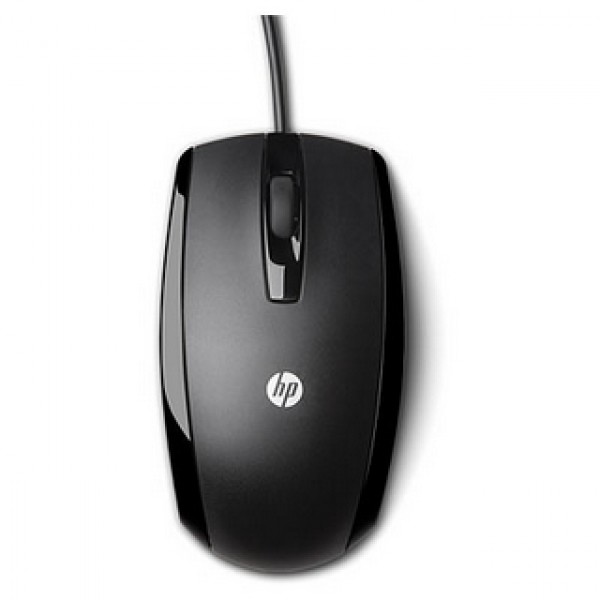 HP egér usb fekete KY619AA Kiegészítők