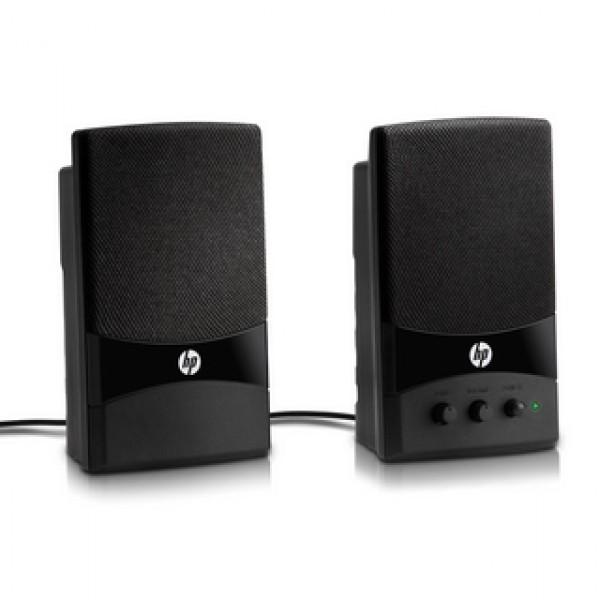 HP speaker 2.0 Multimedia fekete GL313AA Kiegészítők