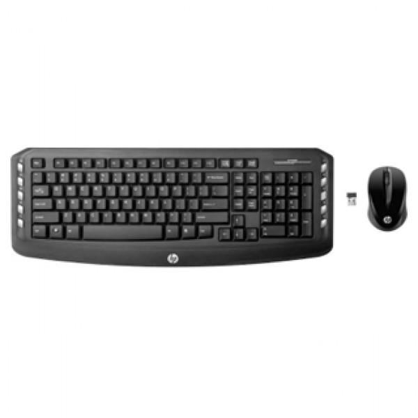 HP billentyűzet + egér wireless LV290AA Kiegészítők
