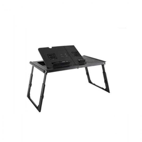 ModeCom Notebook Asztal fekete Kiegészítők