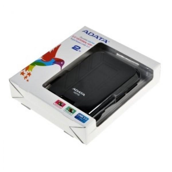 Adata USB 3.0 HDD 2TB Black (HD710) Kiegészítők