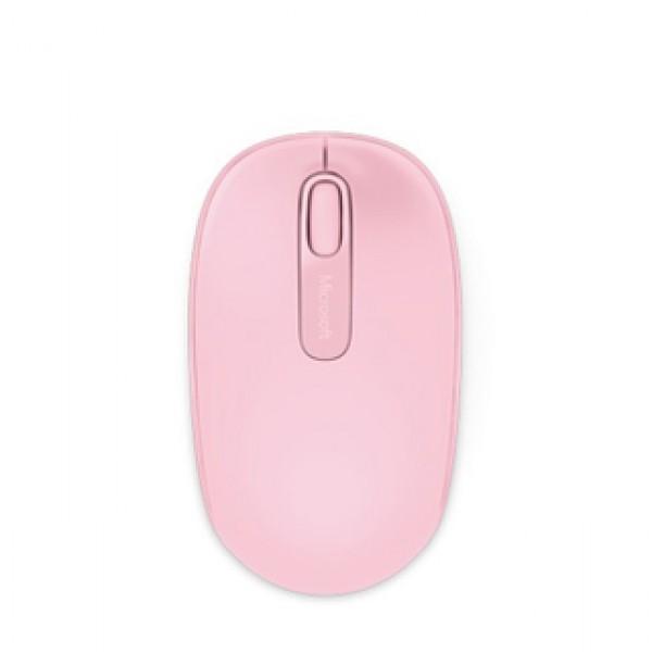 Microsoft Wireless Mobil Mouse 1850 Pink U7Z-00023 Kiegészítők