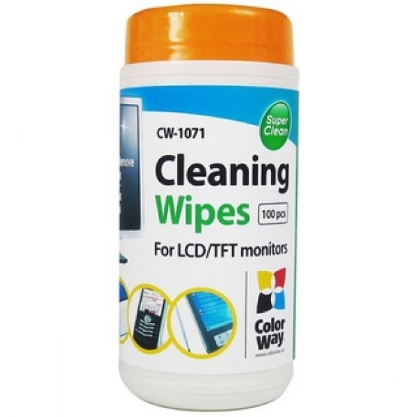 ColorWay Cleaning Wipes 100 pcs Kiegészítők