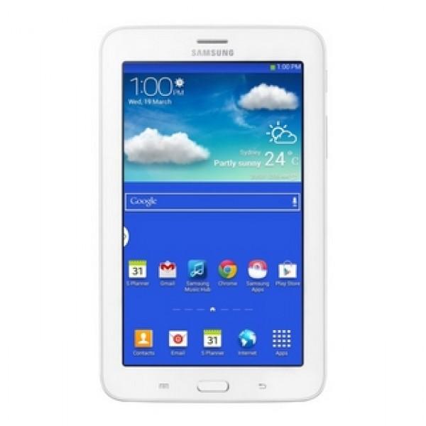 Samsung Galaxy Tab3 7.0 3G White Tablet