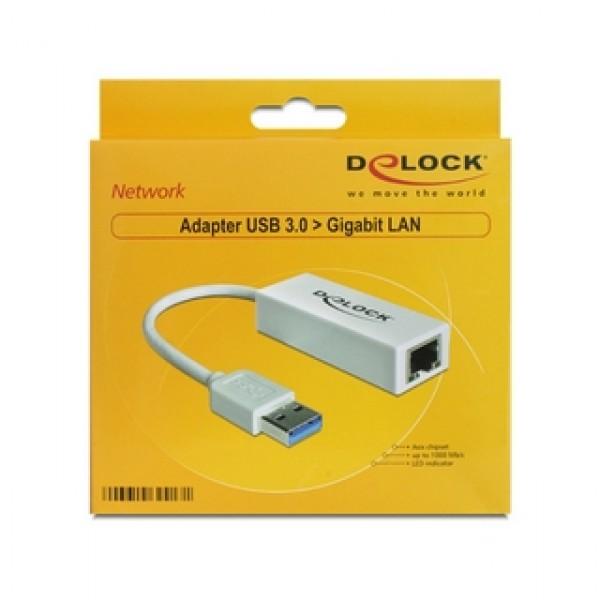 Delock USB 3.0 Gigabit Lan Adapter Kiegészítők