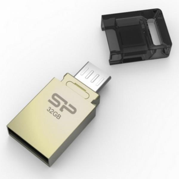 USB Pendrive Silicon Power OTG 32 GB Kiegészítők