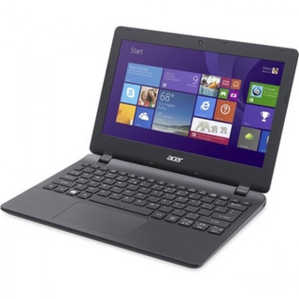 Acer Aspire ES1-311-C8CG Black - Win8 Laptop
