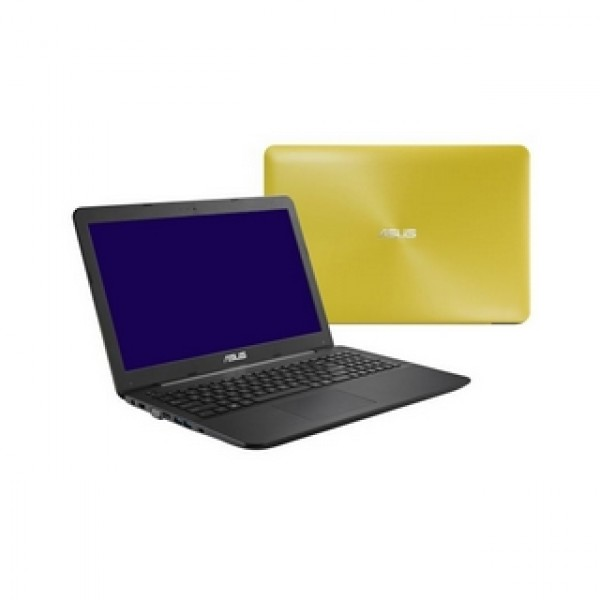 Renew Asus X555LD-XO295H Yellow W8.1 - 8GB Laptop
