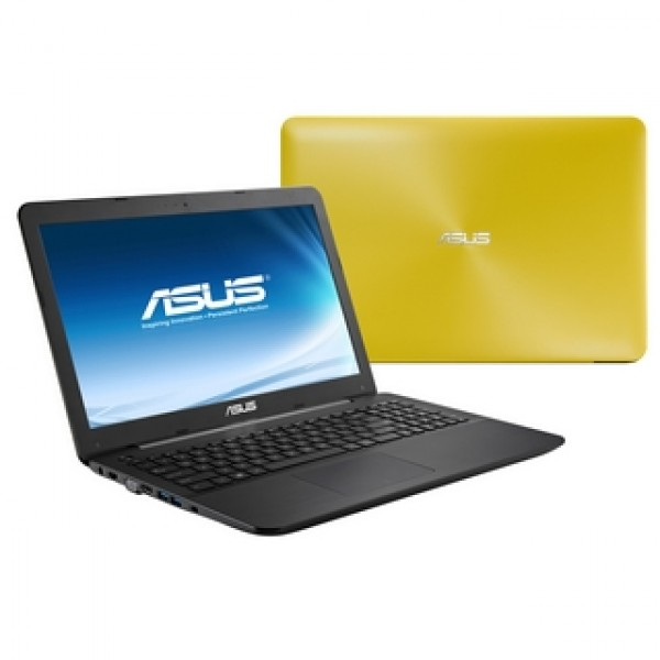 Asus X555LA-XO482D Yellow Win8 Laptop