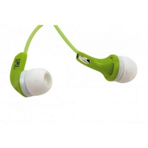 TnB Fizz Earphones Green Kiegészítők