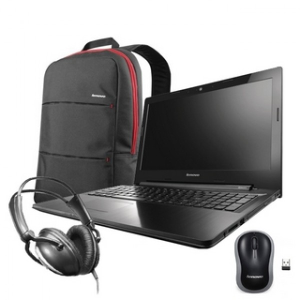 Lenovo Z50-75 80EC004HHV Black FD Akciós bundle BND Laptop