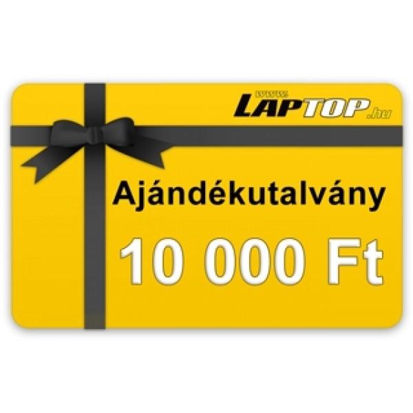 Ajándékutalvány 10.000 Ft értékben ***