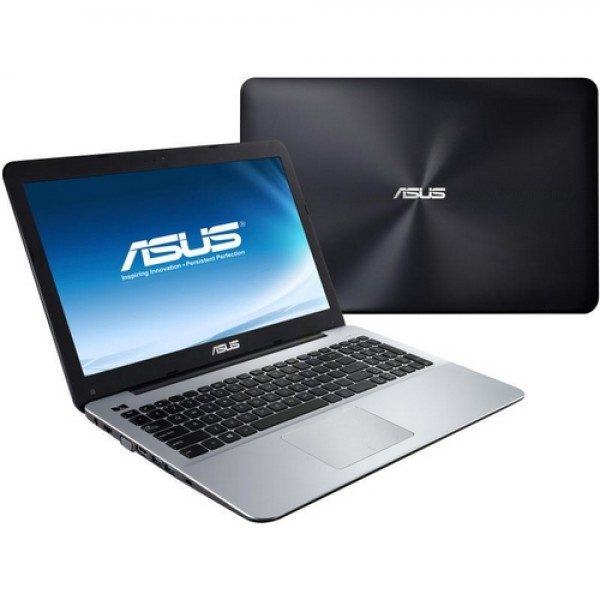 Asus X554LJ-XO101D Black FD Laptop