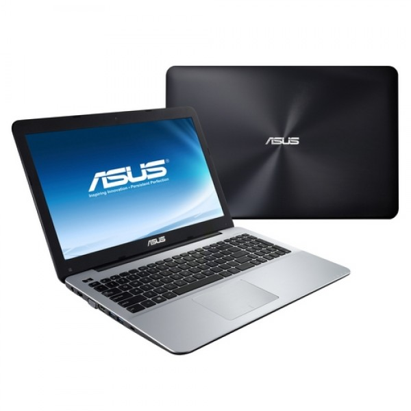 Asus X555UA-XO032D Black FD Laptop