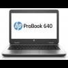 "HP ProBook 640 G2 - 14.0"" FullHD, Core i5-6200U, 8GB, 256GB SSD, Microsoft Windows 10 Professional - Fekete Üzleti Laptop 3 év garanciával Laptop"