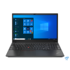 "Lenovo Thinkpad E15 (Gen2) - 15.6"" FullHD IPS, Core i5-1135G7, 8GB, 256GB SSD, Microsoft Windows 10 Professional - Fekete Üzleti Laptop 3 év garanciával Laptop"