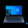"Lenovo Ideapad Gaming 3 - 15.6"" FullHD IPS, Core i5-10300H, 16GB, 256GB SSD, nVidia GeForce GTX 1650TI 4GB, DOS - Kaméleonkék Gamer Laptop Laptop"