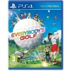 Game PS4 Everybody's Golf Játékprogram PS4