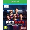 Game XBOX ONE PES 2018 Pro Revolution Soccer Legendary Edition  Játékprogram XBOX ONE