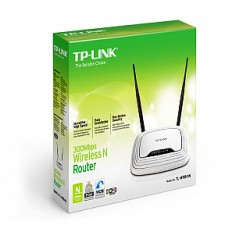 Wireless N Router TP-LINK TL-WR841N