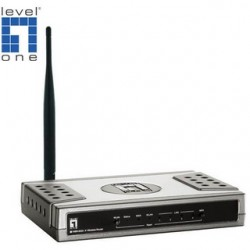Wireless Router LevelOne WBR-6003