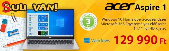 acer A114 laptop.hu akció