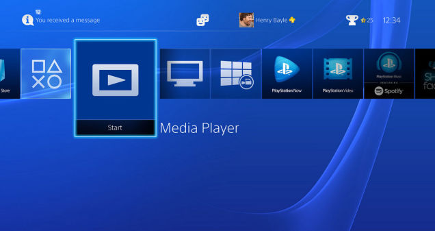 PS4 VIDEO