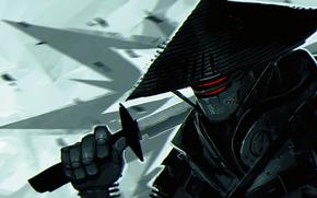 kiborg-samuray-mech-katana