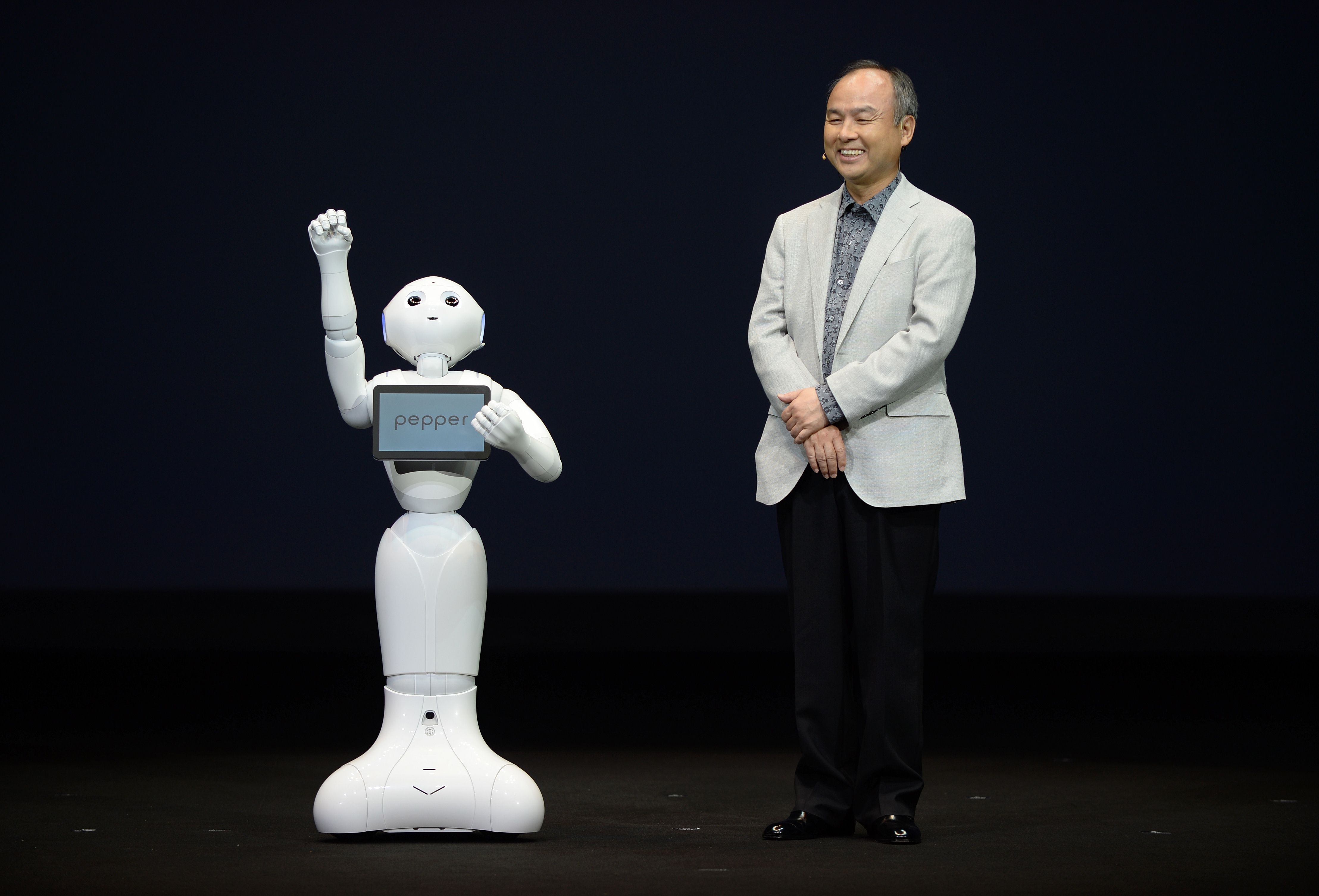 JAPAN-TECHNOLOGY-ROBOT-SOFTBANK
