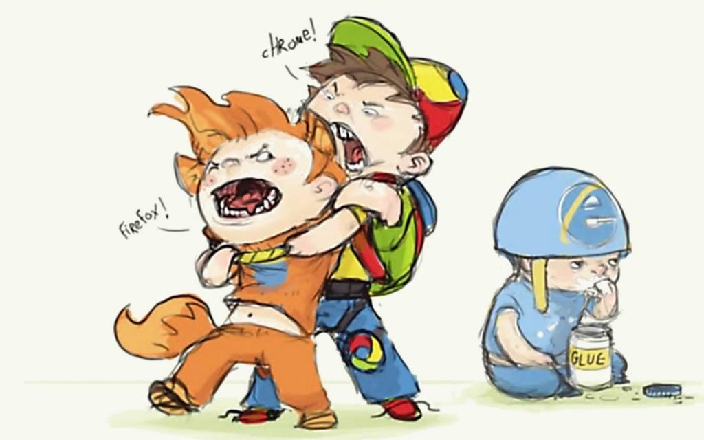 Chrome-Firefox-IE.