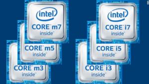 Intel processzorok
