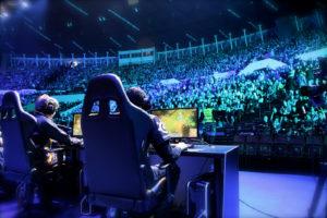 Intel® Extreme Masters eseményeken a mai legizgalmasabb játékokkal,