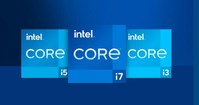 Intel  processzor