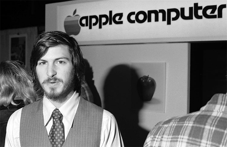 1977 Apple  vállalat