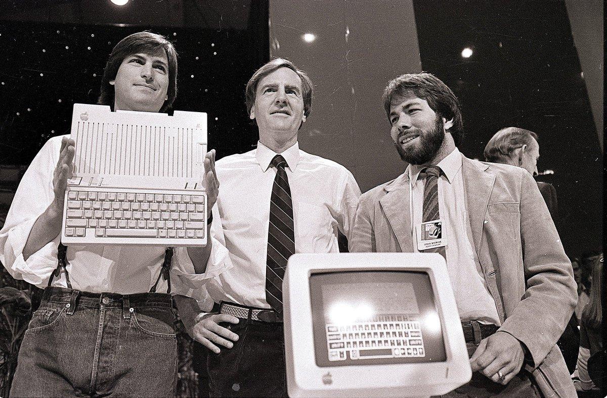 Apple2c bemutató